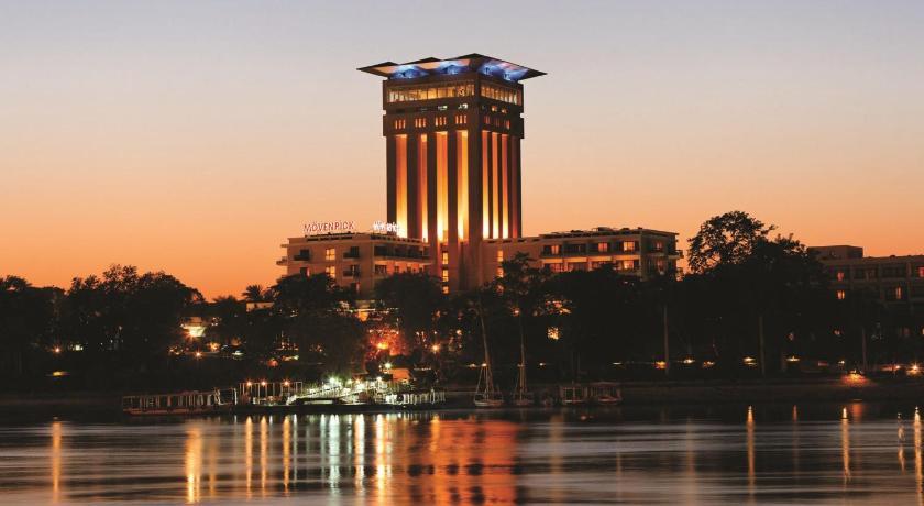 Best time to travel Aswan Mövenpick Resort Aswan