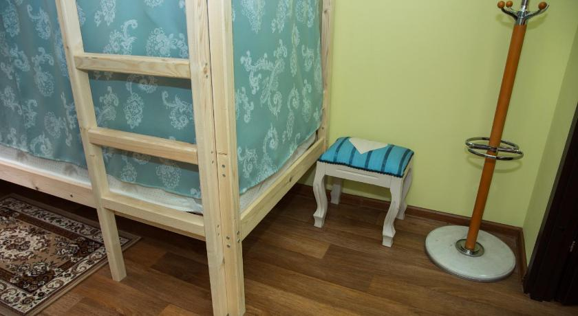 Bed in 4-Bed Female Dormitory Room Hostel Rus - Park Pobedy