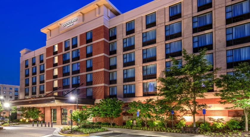 Best time to travel United States Courtyard by Marriott Dulles Airport Herndon