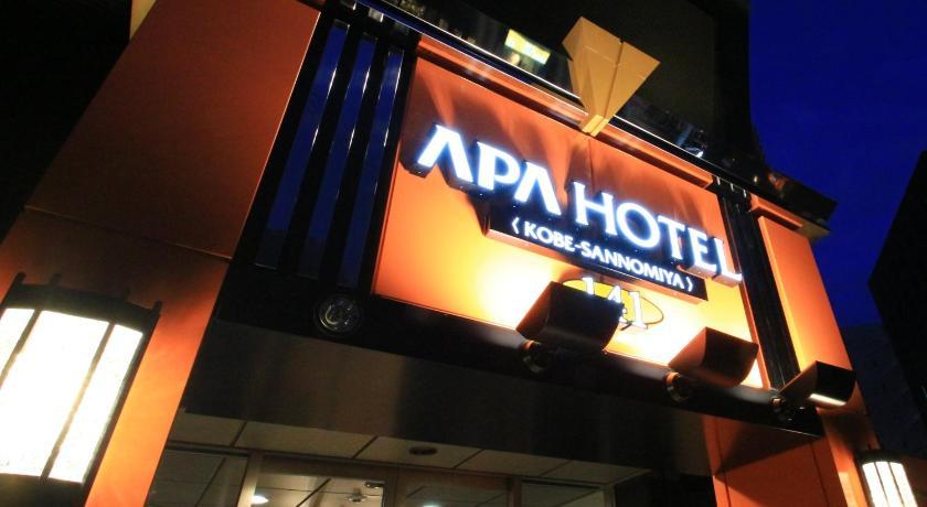 APA Hotel Kobe-Sannomiya Chuo-ku Goko-dori 5-2-14 Kobe