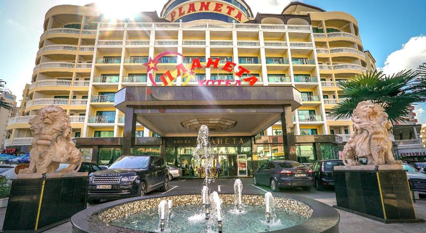 Best time to travel Sunny Beach Planeta Hotel & Aquapark - All Inclusive