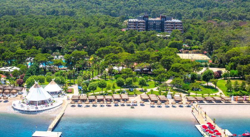 Best time to travel Kemer Paloma Foresta Resort