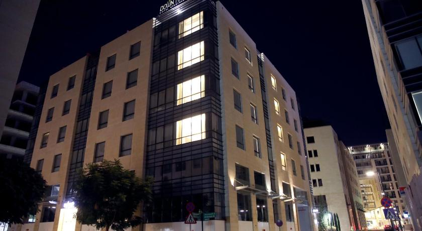 Best time to travel Jordan Downtown Hotel