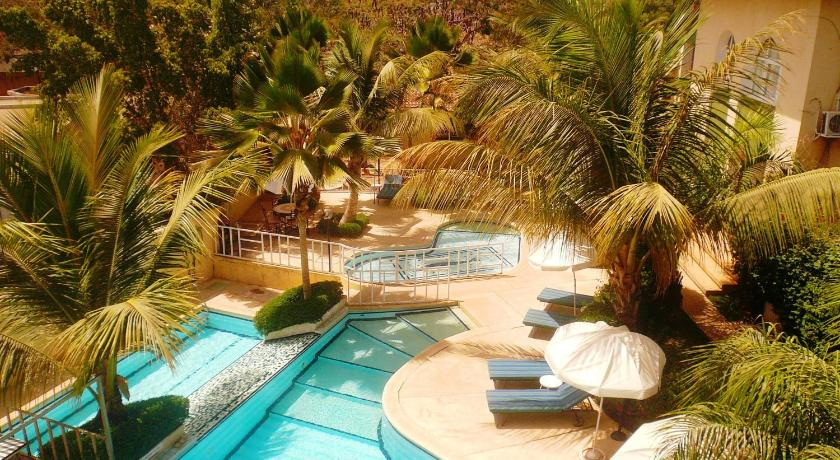 Best time to travel Senegal Les Flamboyants