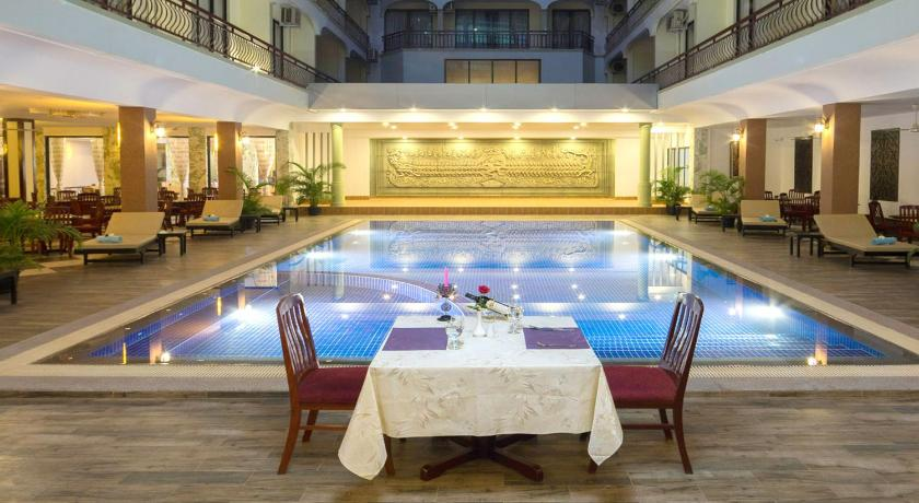 Best time to travel Angkor Smiling Hotel