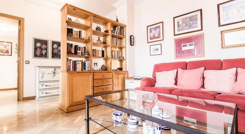 Best time to travel Spain Lovely apartment near Casa de Campo & Madrid Rio
