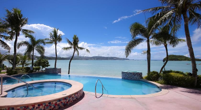 Best time to travel Guam Hotel Santa Fe