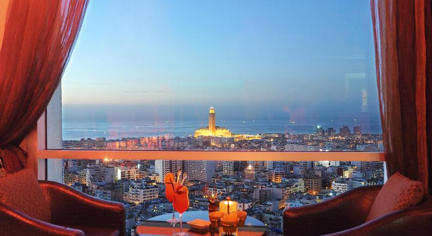 Best time to travel Morocco Kenzi Tower Hotel