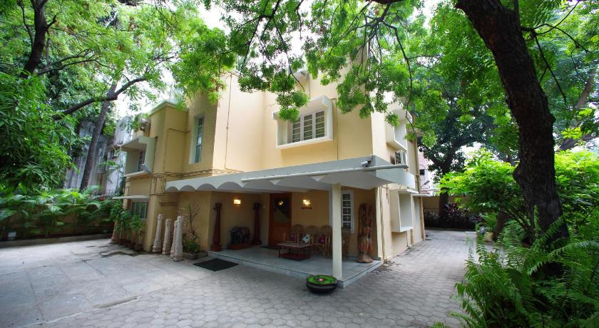 Best time to travel Chennai Hanu Reddy Residences Wallace Garden
