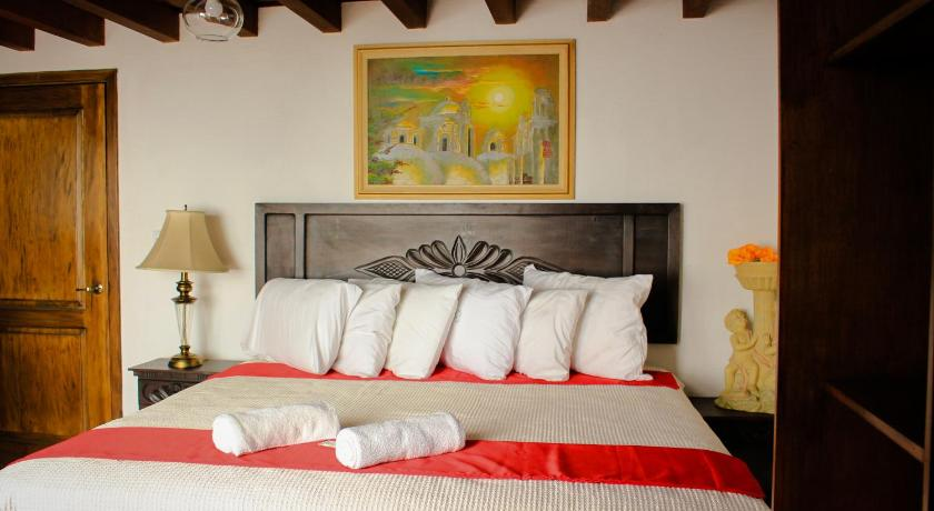 Best time to travel Guatemala Hotel Real Antigua