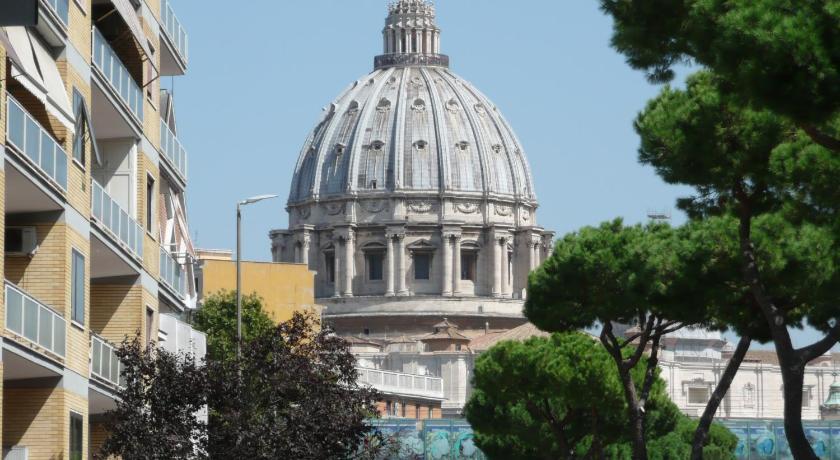 Best time to travel Italy B&B Alla Cupola Di San Pietro