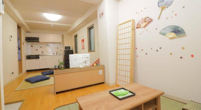 Appartement Apartment in Naniwa 23