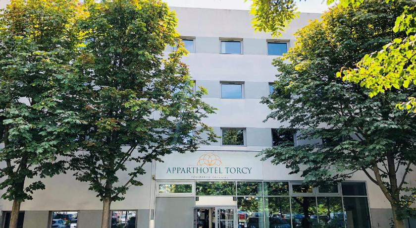 Apparthotel Torcy In France Room Deals Photos Reviews
