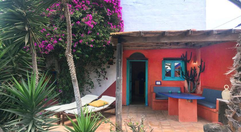 Best time to travel Lanzarote Casa Panama,in der Finca Mimosa