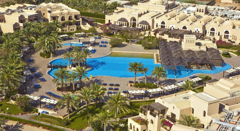 Best time to travel United Arab Emirates Miramar Al Aqah Beach Resort