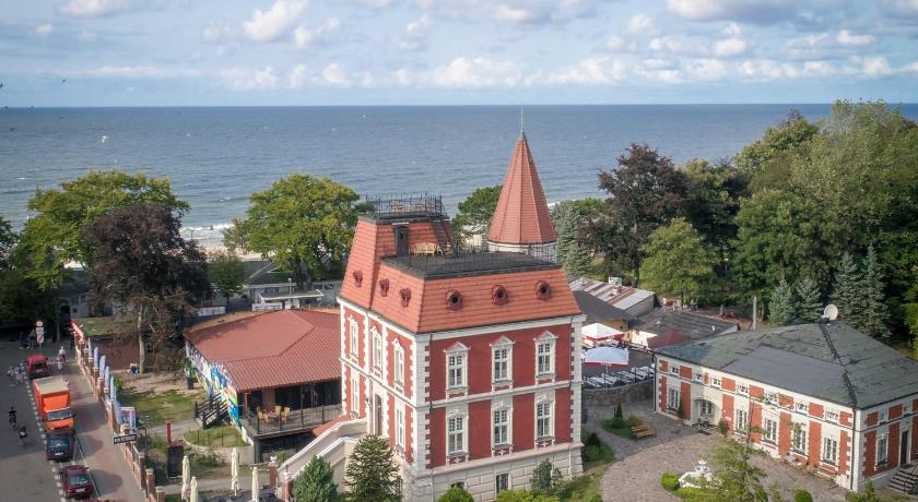 Best time to travel Poland Villa Red by Columbus Ustka