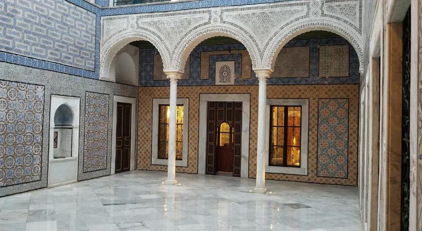 Best time to travel North Tunisia Palais Bayram