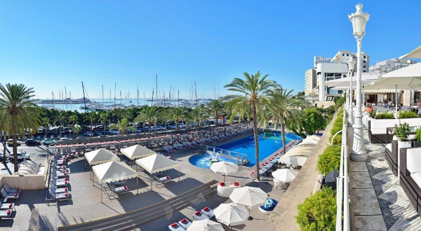 Best time to travel Majorca Gran Melia Victoria