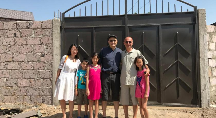 Family Homestay Yerevan Armenia