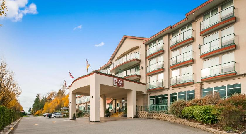 Best time to travel Canada Best Western PLUS Mission City Lodge