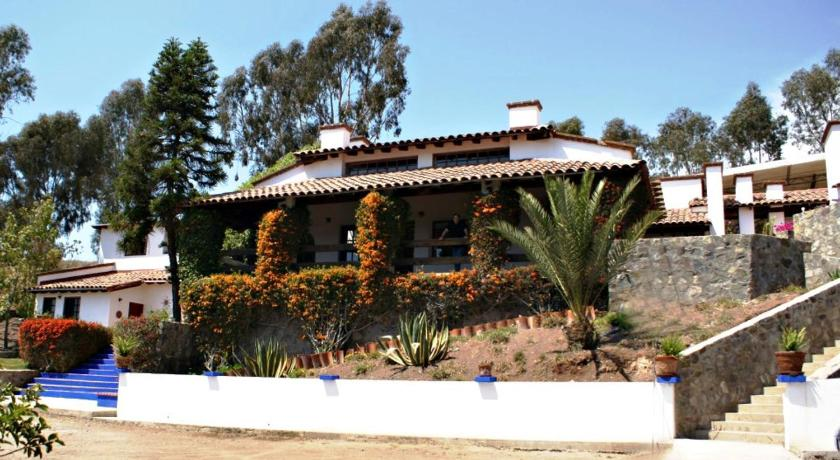 Best time to travel Mexico Quinta Los Arrayanes