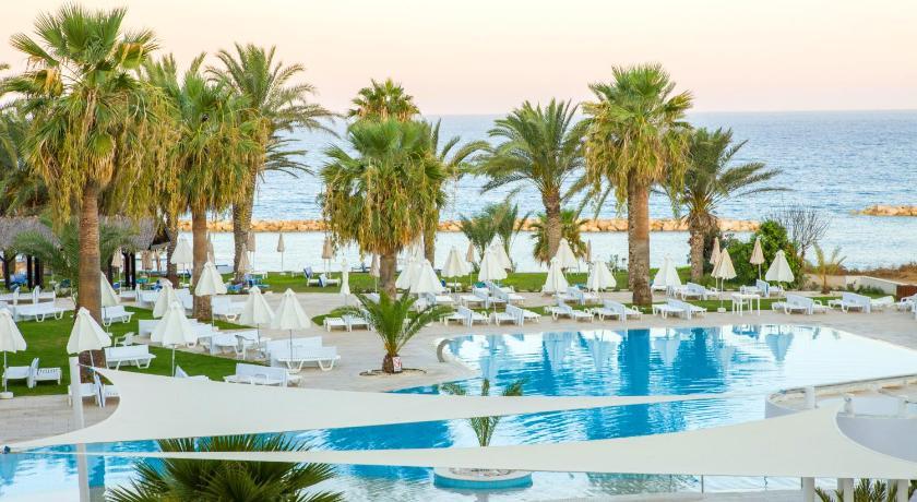 Best time to travel Cyprus Venus Beach Hotel