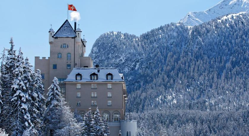 Hotel Schloss Pontresina Family & Spa