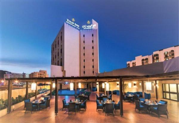 Best time to travel Muscat Tulip Inn Downtown Muscat