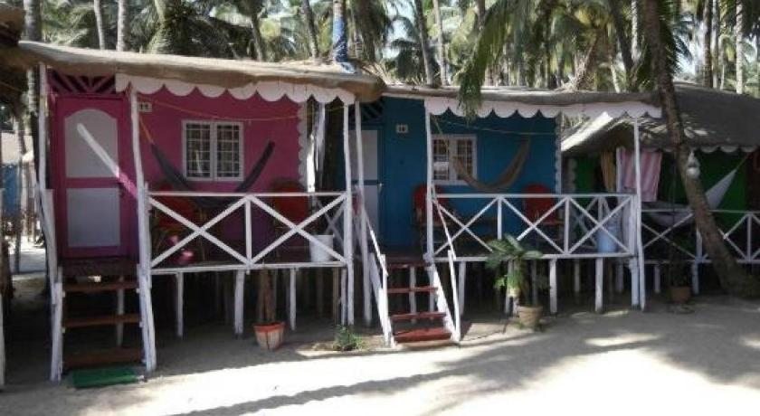 1 BR Rustic hut in Palolem (8C66), by GuestHouser
