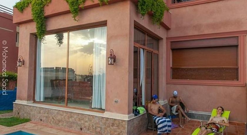 Best time to travel Morocco Villa prestigia argan