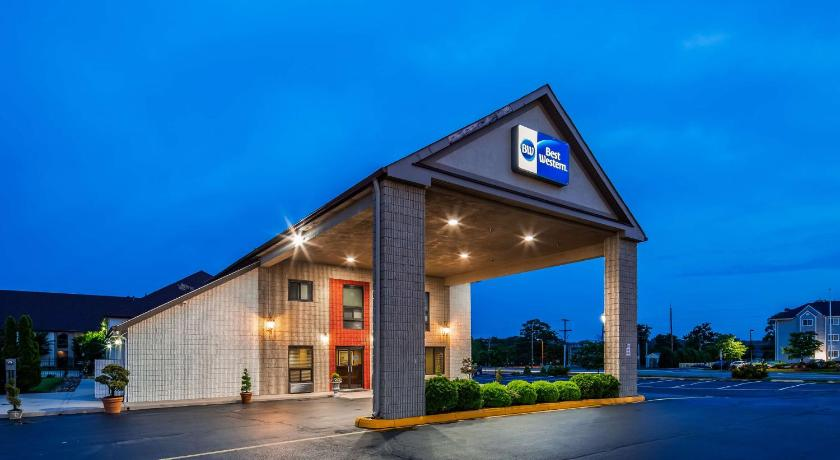 Best time to travel United States Best Western Galaxy Inn