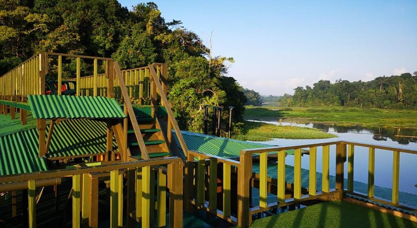 Phòng Deluxe Gia đình Jungle Land Panama Floating Lodge - All Inclusive