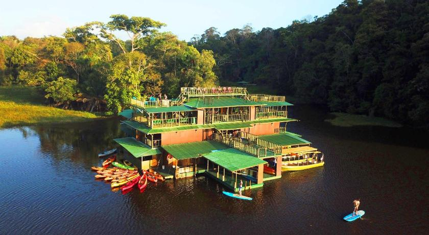 More about Jungle Land Panama Floating Lodge - All Inclusive