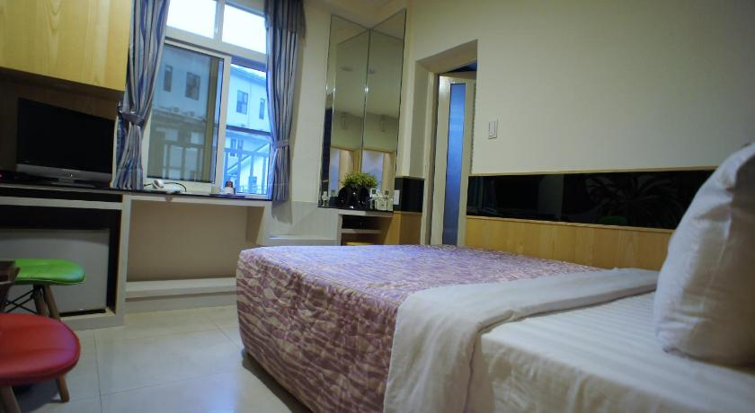 Double Room Xi Xin Guan Hot Spring Resort