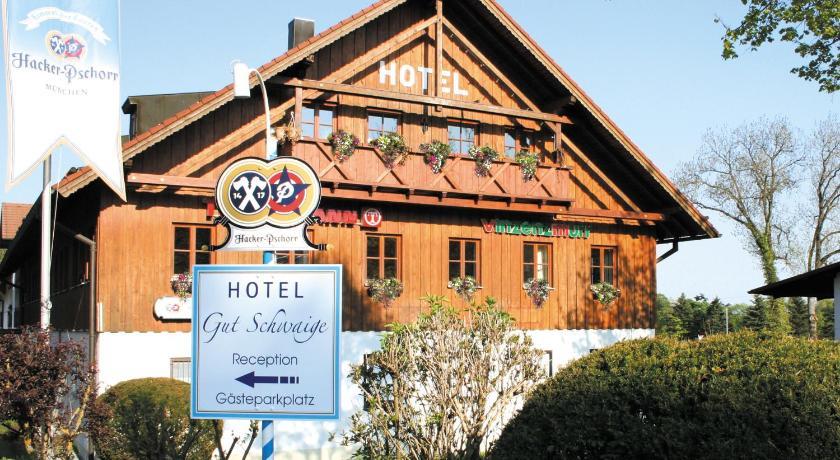 Best time to travel Germany Hotel Gut Schwaige