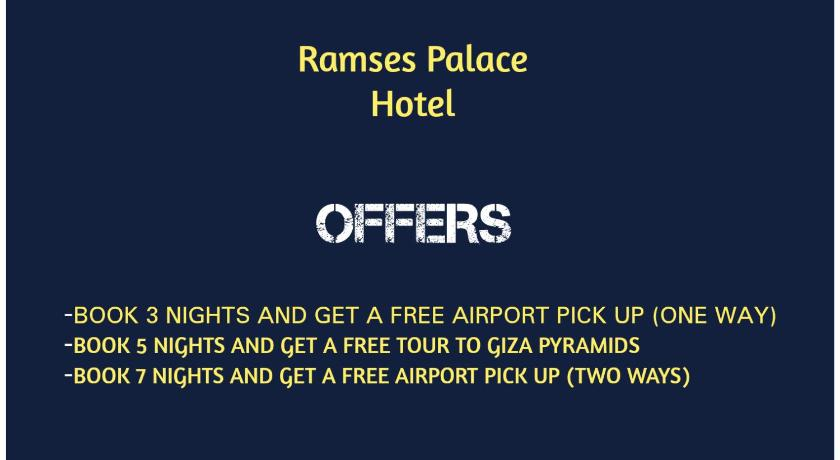 Best time to travel Cairo Ramses Palace Hostel