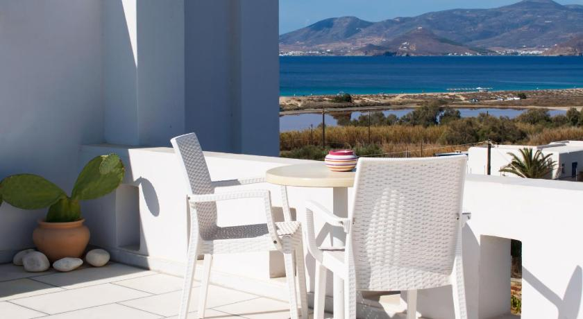 Best time to travel Naxos Camara Hotel