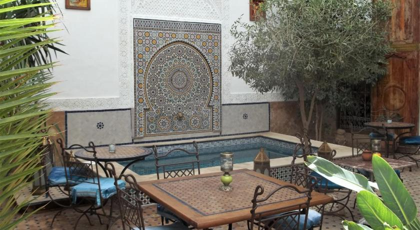 Best time to travel Morocco Riad Attarine