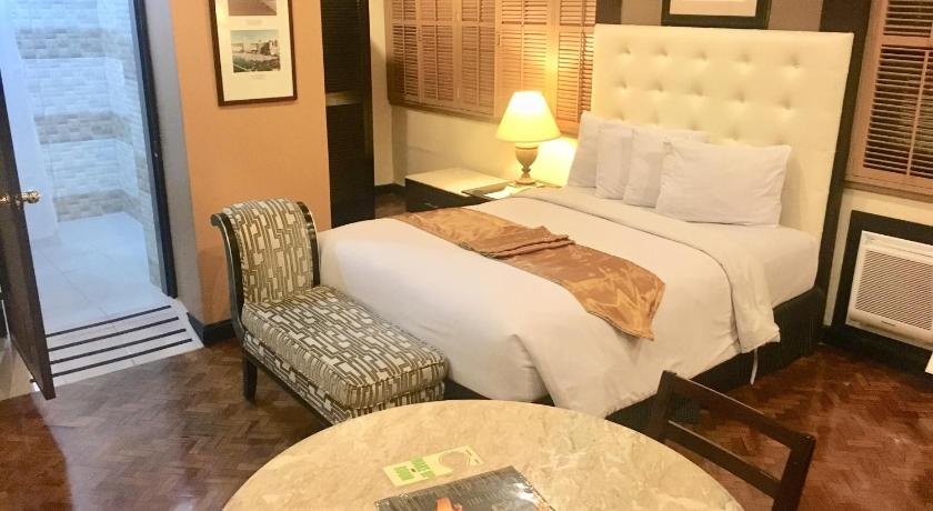 Best time to travel Makati Lourdes Suites
