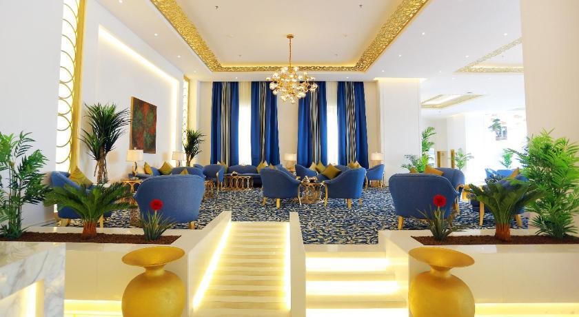 Best time to travel Taif Iridium Hotel