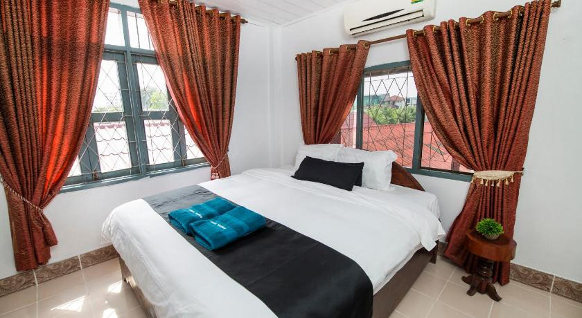 Best time to travel Laos Atlantic Vientiane Hotel