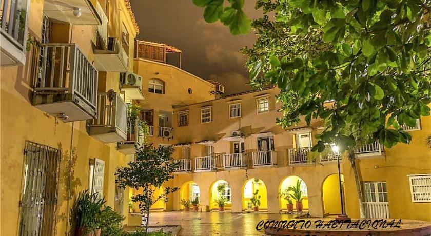 Conjunto Habitacional Las Bovedas Apartment Cartagena