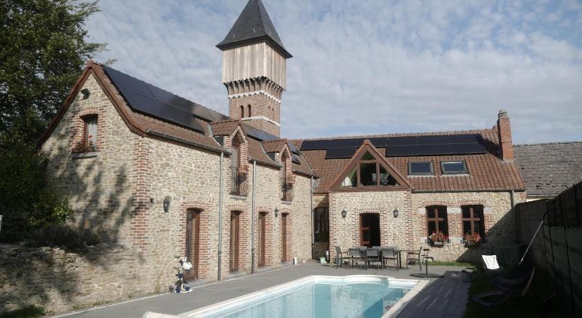 Best time to travel Tournai Gite 3 épis Tour de Charme