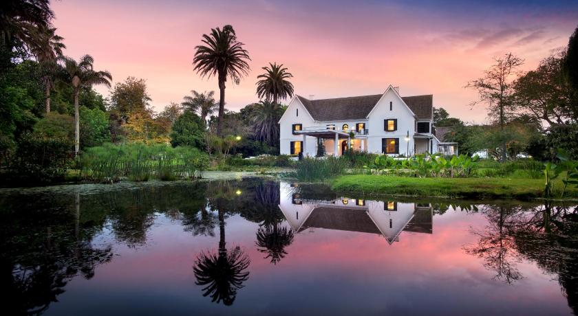 Best time to travel South Africa The Manor House at Fancourt