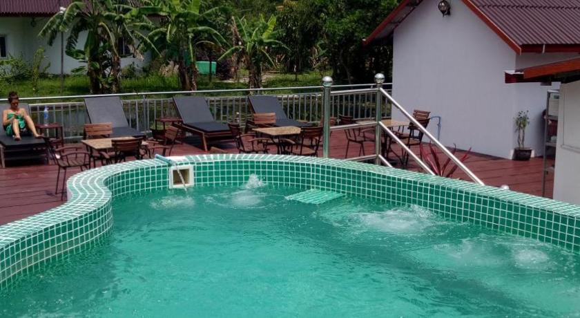 Bohemiaz Resort and Spa Kampot.