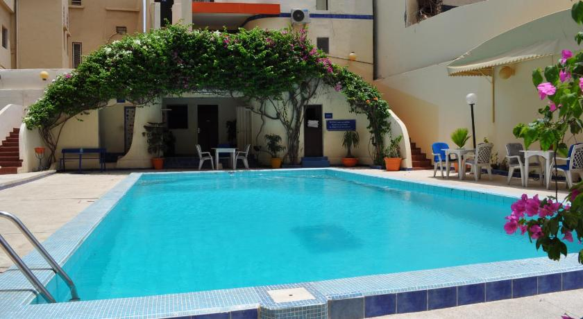 Best time to travel Senegal Hôtel Faidherbe