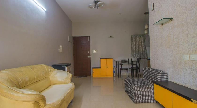 Standard Double Room Stylish 1 BHK Home in Baga, Goa