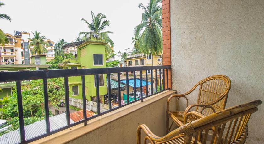 Stylish 1 BHK Home in Baga, Goa
