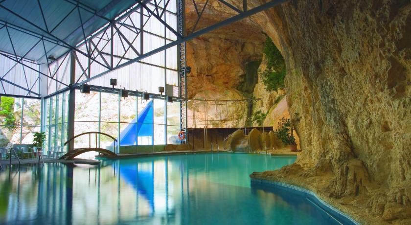 Best time to travel Spain Hotel Sercotel Balneario Sicilia