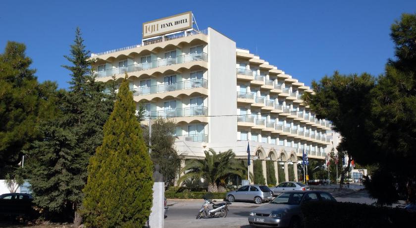 Best time to travel Greece Fenix Hotel